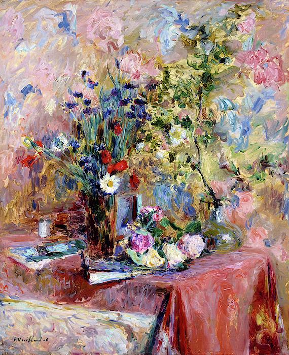 Edouard Vuillard - Flowers - Digital Remastered Edition