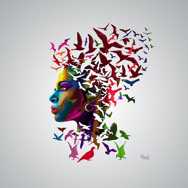 Free Thinker Painting