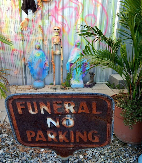 Michael Hoard - Funeral No Parking In New Orlenas