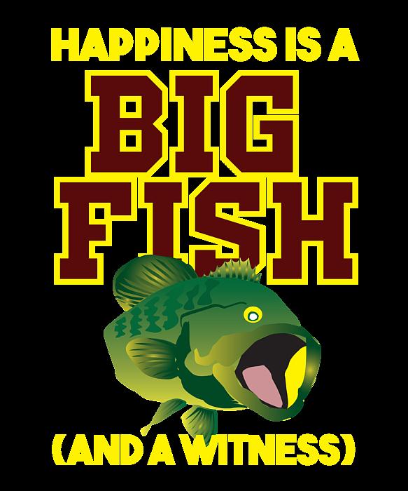 Fish on Hook Fishing Funny Fisherman  T shirt Cartoon Carp Sport Mens Gift