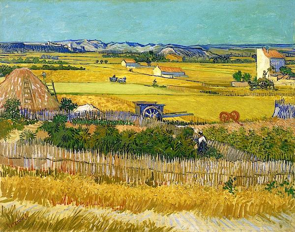 Vincent van Gogh - Harvest - Digital Remastered Edition