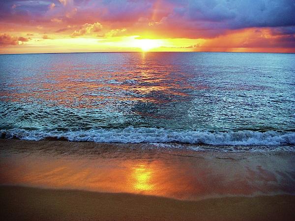Amber Lee Photography - Hawaiian Sunset
