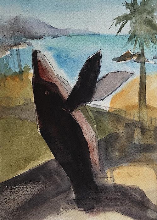 Lynne Bolwell - Heisler Park Study