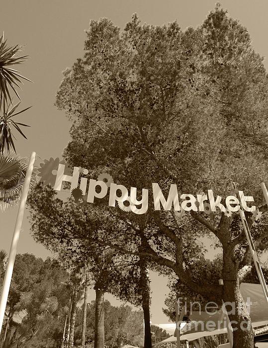 Eddie Barron - Hippy Market Ibiza Tint