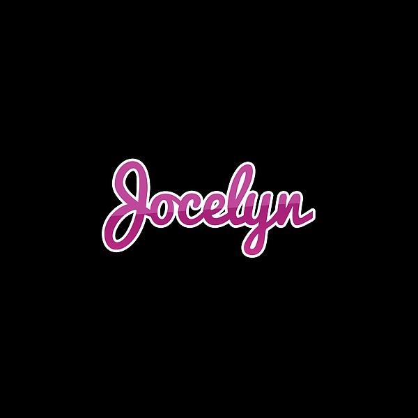 Jocelyn #jocelyn Digital Art