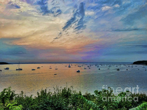 Jeff Breiman - Long Island Sound from Glen Cove