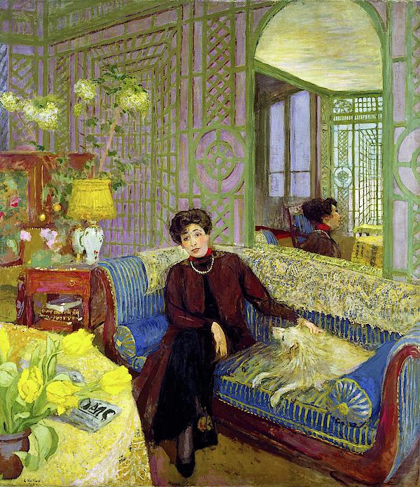 Edouard Vuillard - Marcelle Aron, Madame Tristan Bernard - Digital Remastered Edition
