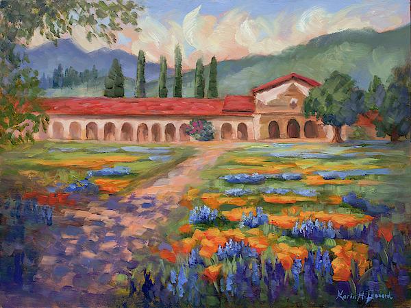 Karin Leonard - Mission San Antonio, Spring