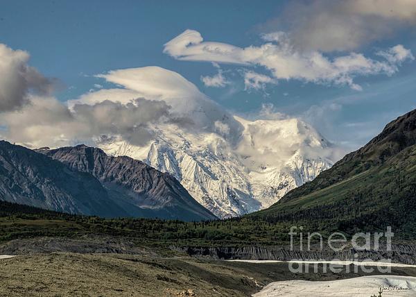 Jan Mulherin - Mount Blackburn - Wrangell Mountains