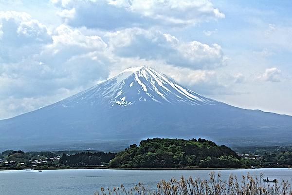 Richard Krebs - Mount Fuji, Japan