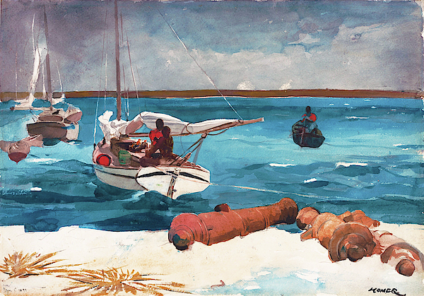 Winslow Homer - Nassau - Digital Remastered Edition