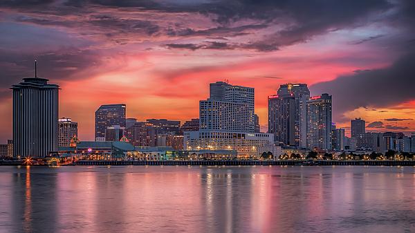 Susan Rissi Tregoning - New Orleans Sunset