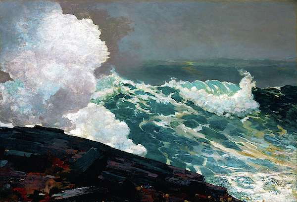 Winslow Homer - Northeaster - Digital Remastered Edition
