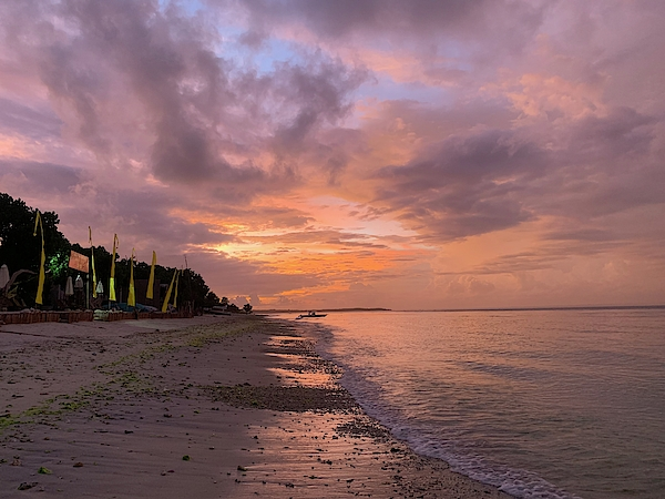 Penida Sunset Photograph