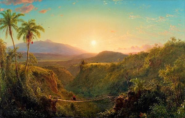 Frederic Edwin Church - Pichincha - Digital Remastered Edition