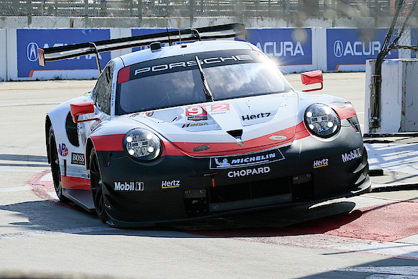 Shoal Hollingsworth - Porsche GTLM #912
