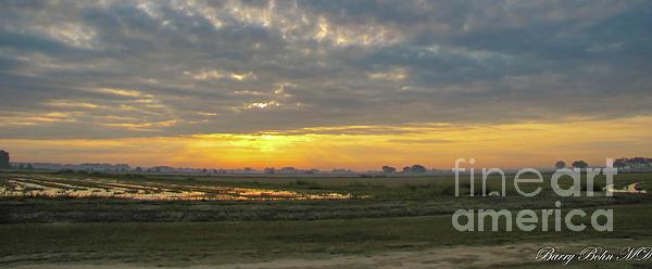 Barry Bohn - Prairie sunrise