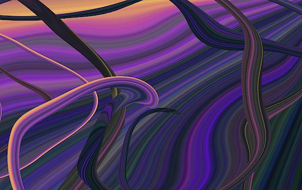Whispering Peaks Photography - Purple Ebb