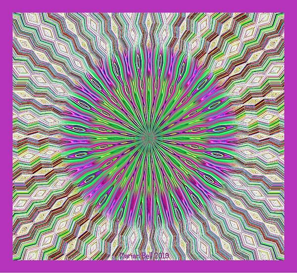 Marian Bell - Purple Emanations