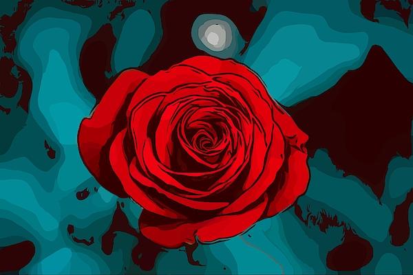 ArtMarketJapan - Red Roses