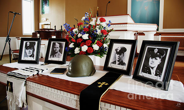 Remembering The Four Chaplains Photograph