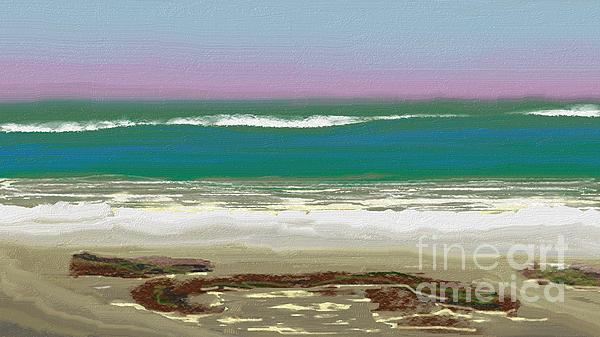 Julie Grimshaw - Sea moment of he Summer