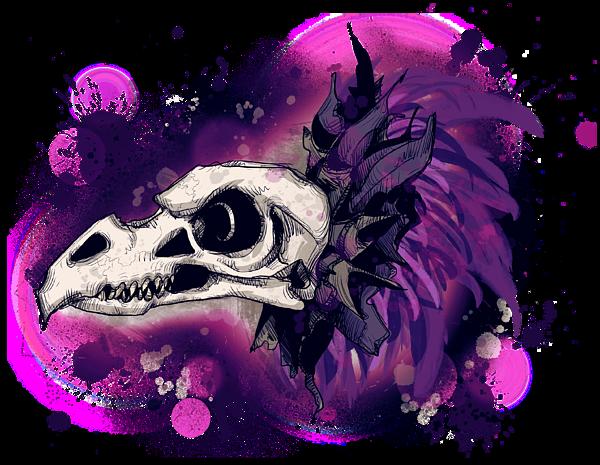 Skeksis Skull Duvet Cover For Sale By Ludwig Van Bacon