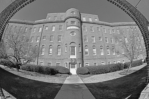 Lisa Wooten - South Carolina State Hospital Black And White