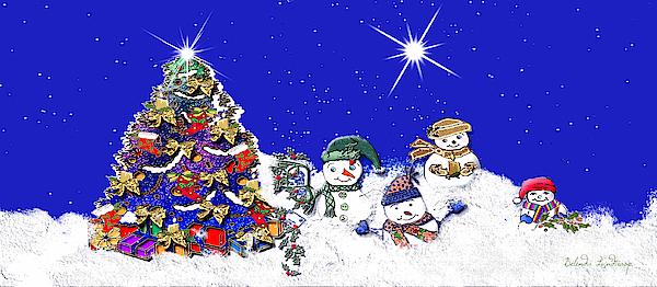 Belinda Landtroop - Sparkles Snow Children