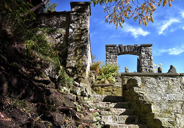 Maria Keady - Templin Gardens Steps and Stones