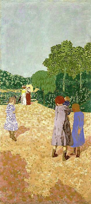 Edouard Vuillard - The Promenade - Digital Remastered Edition