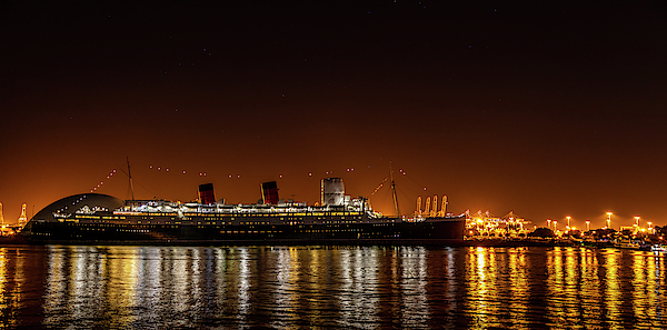 Gene Parks - The RMS Queen Mary