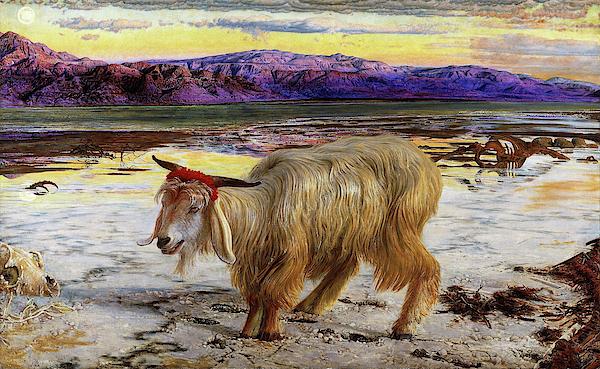 William Holman Hunt - The Scapegoat - Digital Remastered Edition
