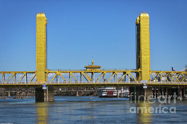 Mitch Shindelbower - The Tower Bridge Sacramento