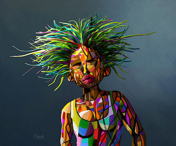Too Cool Painting