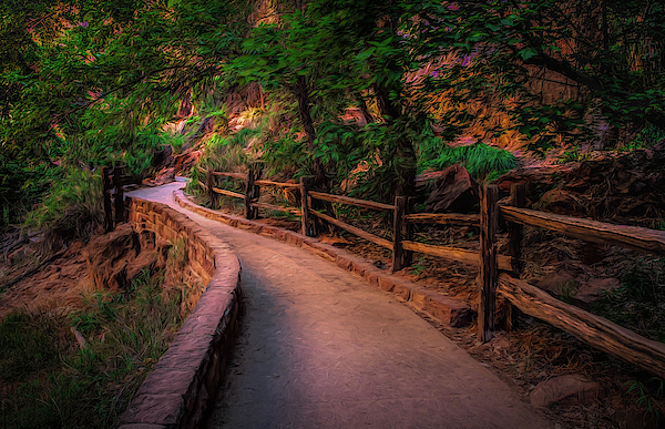 Kevin Lane - Trail Into The Narrows