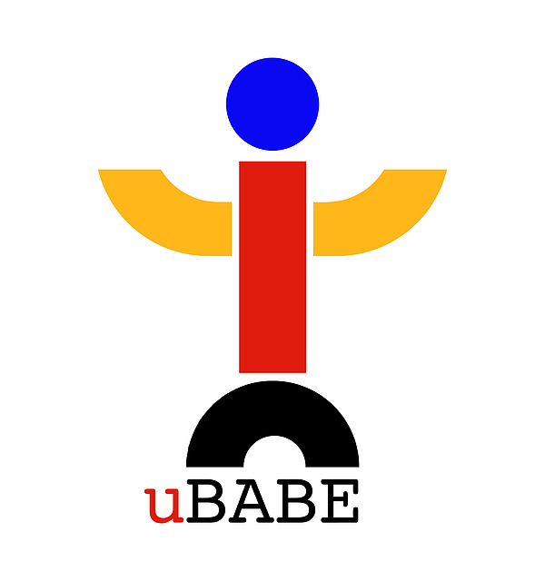 uBABE Boy Digital Art