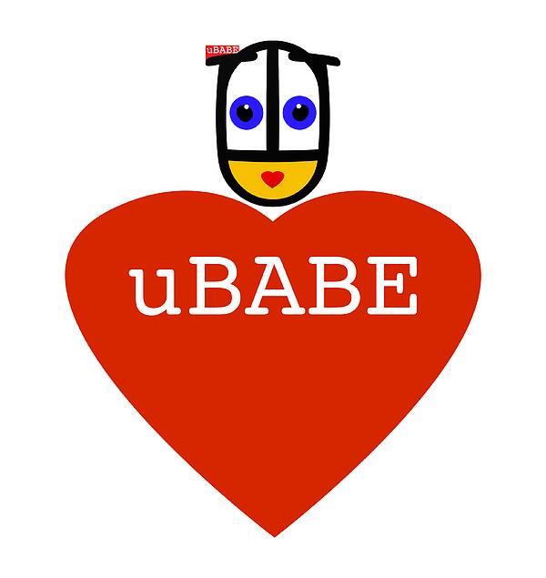 uBABE Love Digital Art