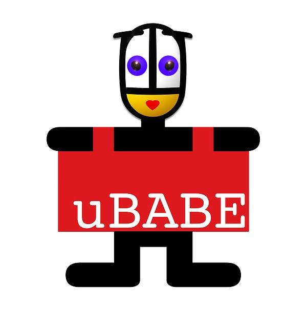 uBABE Style Tag Digital Art