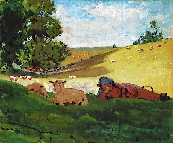 Winslow Homer - Warm Afternoon - Digital Remastered Edition