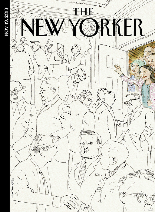 Welcome to Congress by Barry Blitt