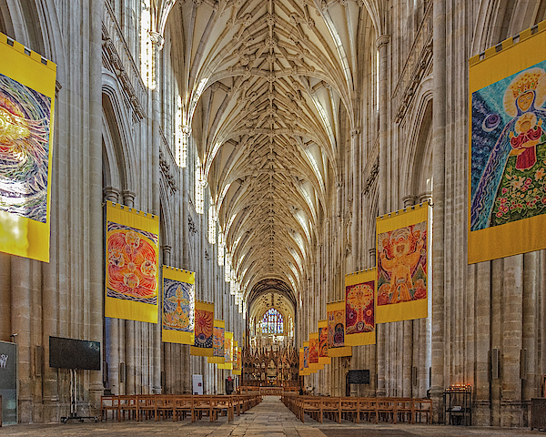 Jack Pease Photography - Winchester Cathedral, Hampshire