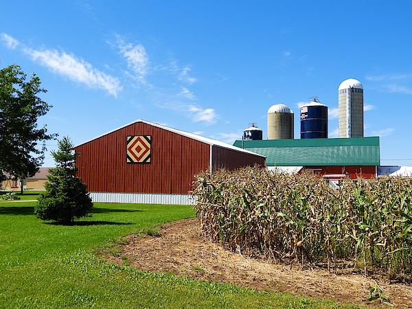 Barbara Ebeling - Wisconsin Barn Quilt