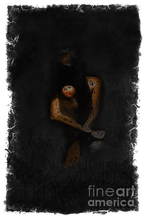Woman 02 Digital Art