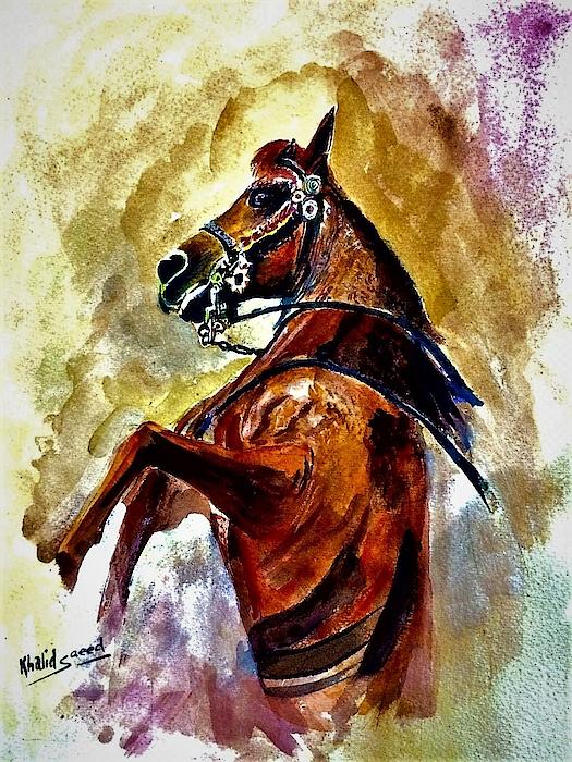 Khalid Saeed - Arrogant