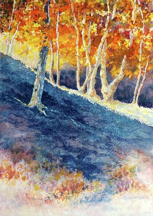 Carolyn Rosenberger - As Sunlight Hits the Crest