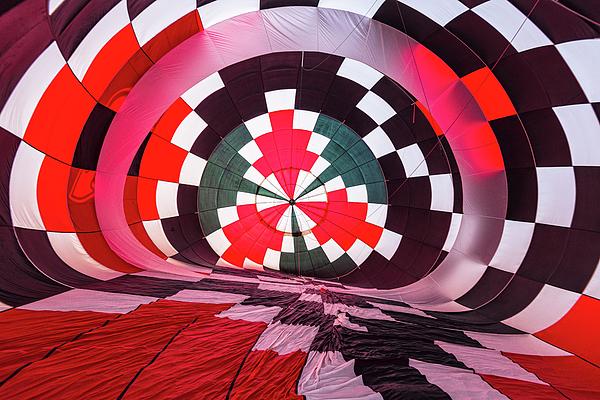 Angelo Marcialis - Balloon Illusion