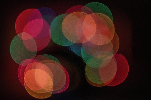Linda Howes - Colored Light Bokeh