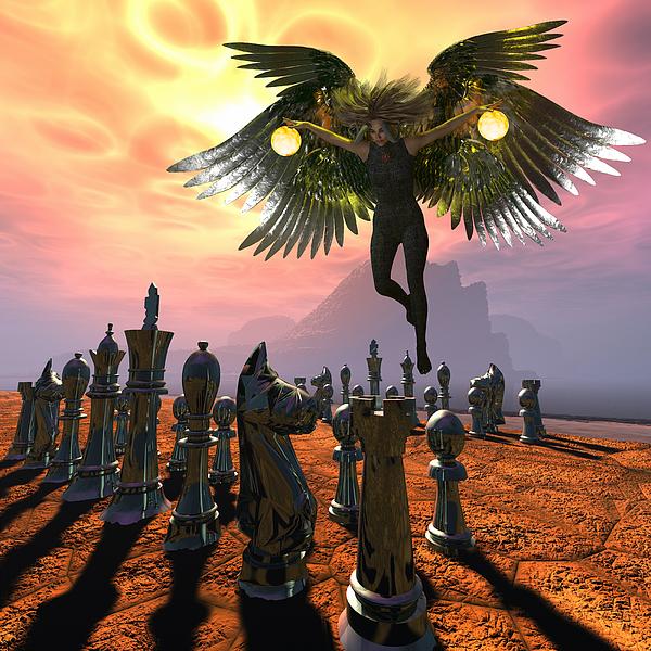 Richard Hopkinson - Dark Angel