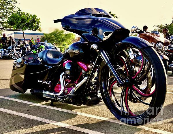 Craig Wood - Dream Bike